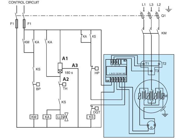 sh3 - Компрессор Danfoss SH300